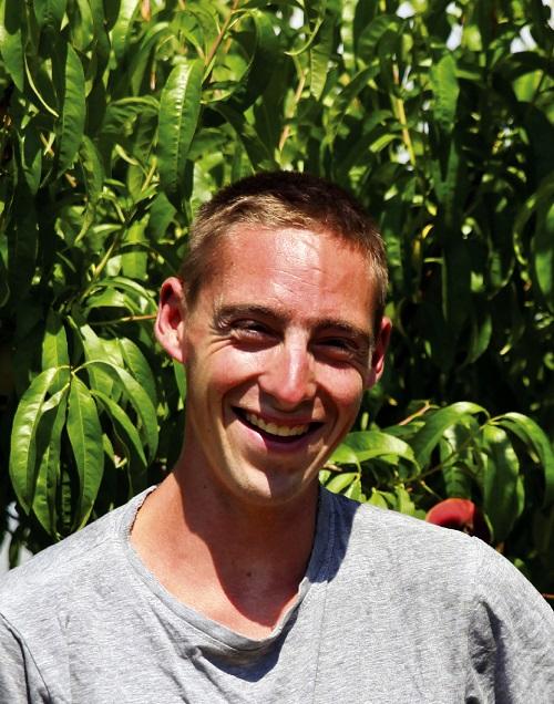 guillaume - Producteur fruits légumes sur Manosque