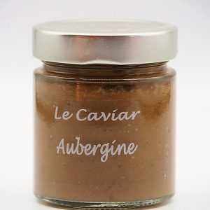 Caviar Aubergine - Au fil des Saveurs Producteur Manosque