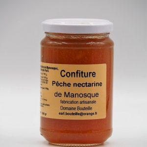 Confiture pêche nectarine - au fil des saveurs Producteur à Manosque