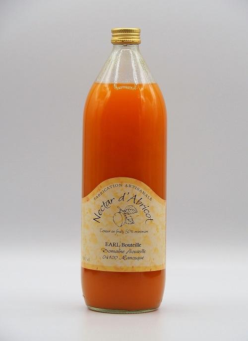 nectar abricot - Au fil des Saveurs Producteur à Manosque