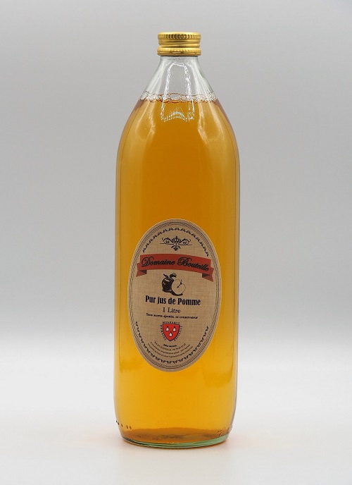 jus pomme - Au fil des saveurs Producteur Manosque