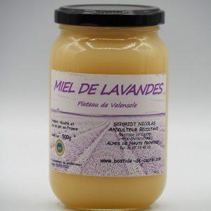 Miel de lavande 500g - Au fil des Saveurs Manosque