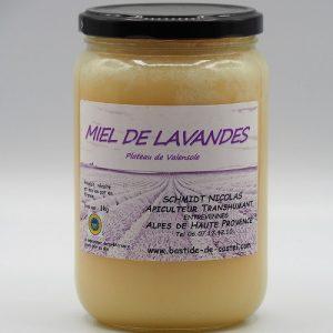 miel de lavande 1kg - Au fil des Saveurs Manosque